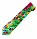 Jerry Garcia Snake In Juggling Show Tie / #8076