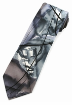 Jerry Garcia Still Life Tie / Gray
