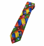 Jerry Garcia Surprise Package Tie / #8096