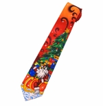 Jerry Garcia The Fox Trot Tie #8046