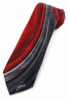 Jerry Garcia Tidal Wave Tie / Limited Collection / Red