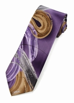 Jerry Garcia Tie #2016  - Snake in the Juggling Show