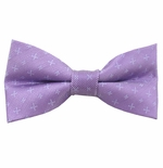 Lavender Dream Bow Tie (Men's & Boys Styles)