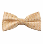 Legend Yellow Bow Tie (Men's & Boys Styles)