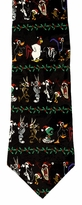 Looney Tunes Christmas Parade Necktie