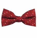 Majestic Red Bow Tie (Men's & Boys Styles)