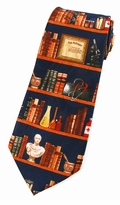 Medicine Man Bookcase Ties