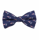 New England Patriots Banded Bow Tie