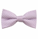 Pink Zenith Bow Tie (Men's & Boys Styles)