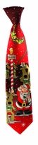 Santa & North Pole Lights Ties