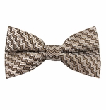 Static Tans Bow Tie (Men's & Boys Styles)