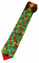 The Christmas Tree Ties