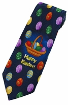 Very Happy Easter Basket Ties