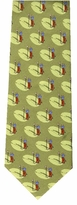 X-Long Golfer Tie / Green