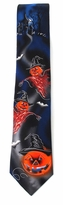 X-Long Jerry Garcia Halloween Scare Tie #2114