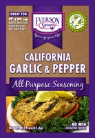 California Garlic and Pepper