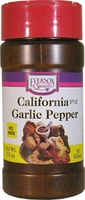 California Gourmet Garlic and Pepper