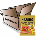 Haribo Mini Gold Bears: 25 LBS Bulk Case