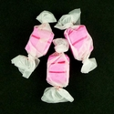 Pink Cherry Salt Water Taffy Candy Bulk: 5-pounds