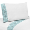 3 pc Twin Sheet Set for Earth and Sky Bedding Collection