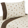 4 pc Queen Sheet Set for Sea Turtle Bedding Collection by Sweet Jojo Designs