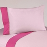 3 pc Twin Sheet Set for the Pink and Green Flower Bedding Collection