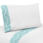 3 pc Twin Sheet Set for Balloon Buddies Bedding Collection