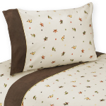 3 pc Twin Sheet Set for Sea Turtle Collection by Sweet Jojo Designs