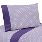 4 pc Queen Sheet Set for Sloane Bedding Collection