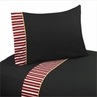 4 pc Queen Sheet Set for Treasure Cove Pirate Bedding Collection