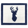Accent Floor Rug for Woodland Deer Collection by Sweet Jojo Designs