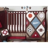 All Star Sports Baby Bedding - 11pc Crib Set