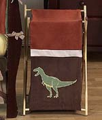 Baby and Kids Clothes Laundry Hamper for Dinosaur Bedding