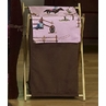 Baby and Kids Clothes Western Horse Cowgirl Laundry Hamper by Sweet Jojo Designs