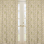 Baby Annabel Window Treatment Panels - Set of 2