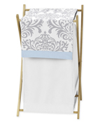 JoJo Designs Baby/Kids Clothes Laundry Hamper for Blue an...