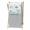 Baby/Kids Clothes Laundry Hamper for Earth and Sky Bedding