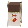 Baby/Kids Clothes Laundry Hamper for Forest Friends Animal Bedding