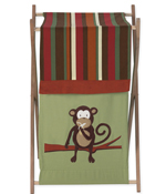 Baby/Kids Clothes Laundry Hamper for Monkey Bedding