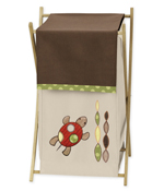 Baby/Kids Clothes Laundry Hamper for Sea Turtle Bedding by Sweet Jojo Designs