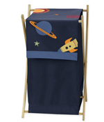 Baby/Kids Clothes Laundry Hamper for Space Galaxy Bedding