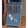 Baby/Kids Clothes Laundry Hamper for Tropical Hawaiian Surf Bedding