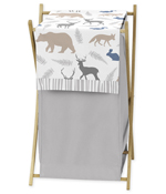 Baby/Kids Clothes Laundry Hamper for Woodland Animals