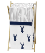 Baby/Kids Clothes Laundry Hamper for Woodland Deer Bedding by Sweet Jojo Designs
