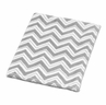 Baby Plush Blanket for Turquoise and Gray Zig Zag Collection by Sweet Jojo Designs
