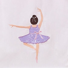 Ballerina Bedding for Kids