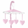 Ballet Dancer Ballerina Musical Baby Crib Mobile by Sweet Jojo Designs