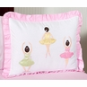 Ballet Dancer Ballerina Pillow Sham