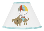 Balloon Buddies Lamp Shade by Sweet Jojo Designs