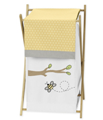 Baby/Kids Clothes Laundry Hamper for Honey Bee Bedding by Sweet Jojo Designs